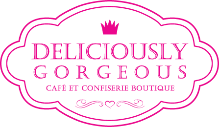 Deliciously Gorgeous logo
